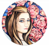 Portrait de lili